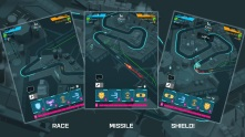 Hyperdrome - Tactical Battle Racing