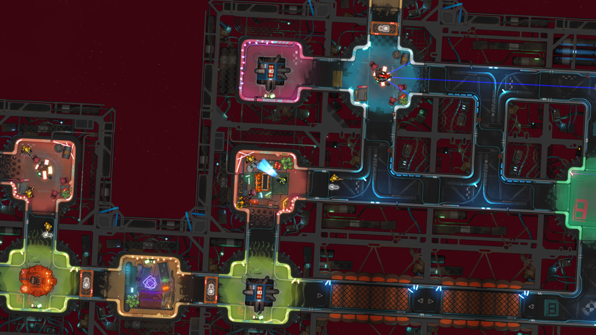Gamasutra: Fabian Fischer's Blog - Spatiality in Game Design